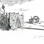 mecanismul de dupa zid