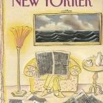 citind ziarul New Yorker