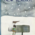 cutia postala New Yorker