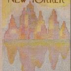 pointilism New Yorker