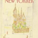 a la russe New Yorker
