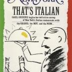 thats italian